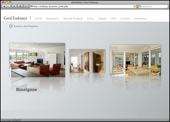 Architektur Endmayr Website
