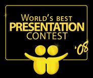 World's Best Presentation Contest '08